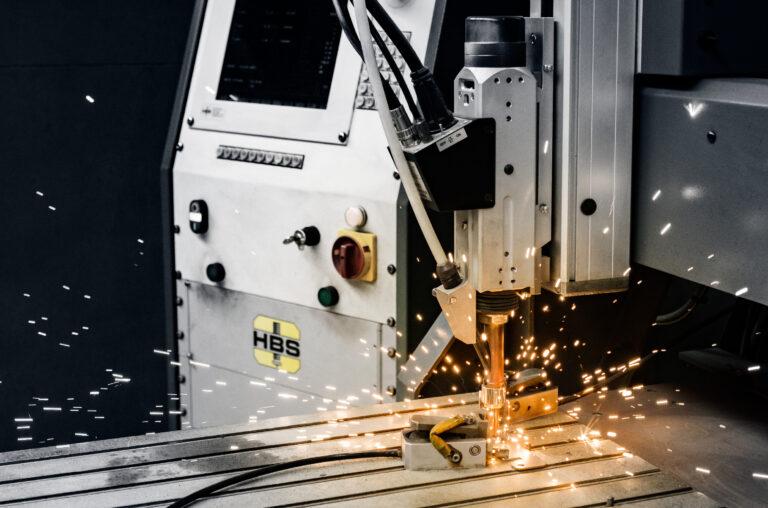 CNC boltsvejsning